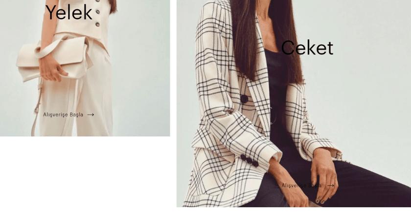 Турецкие бренды одежды: Ипекйол