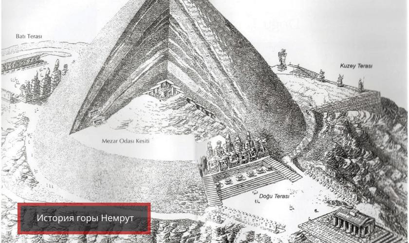 История Немрут горы