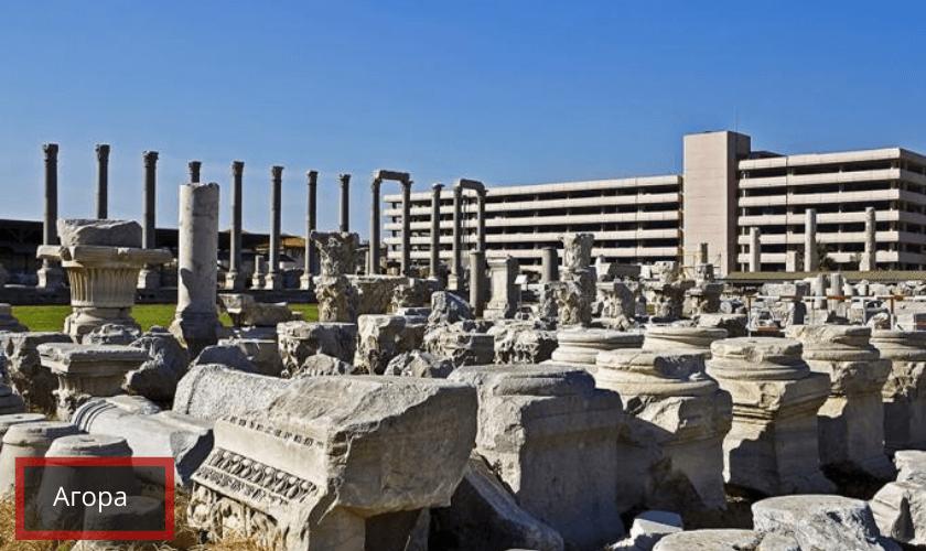 Древний город Смирна