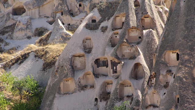 турция пещеры