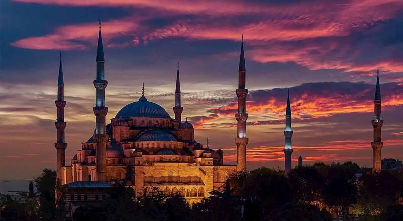 достопримечательности Стамбула в книгах