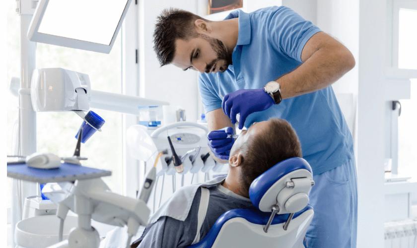 услуги стоматолога в Турции